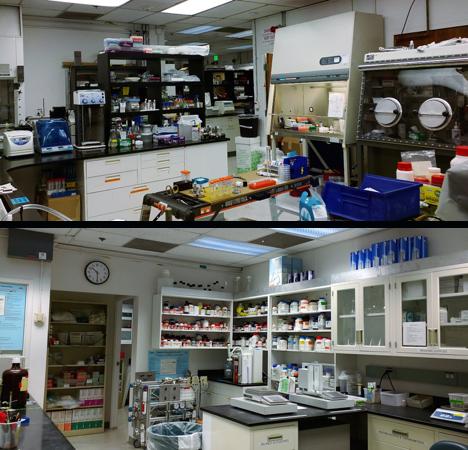 Astrobiology Lab