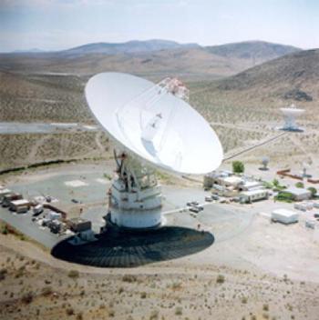DSN antenna