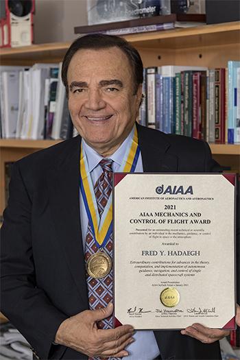 Fred Hadaegh