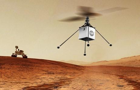 Mars Heli