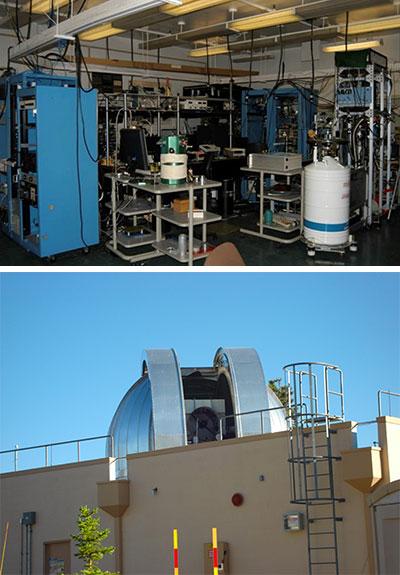Optical Comm Facilities