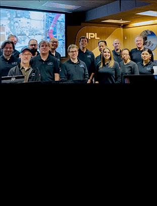 CAL team at JPL