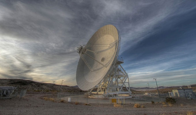 Image of Deep Space Communications
