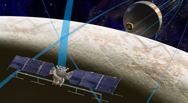 Image of Europa Clipper
