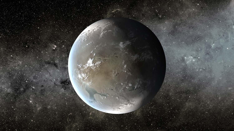 'habitable zone' planet