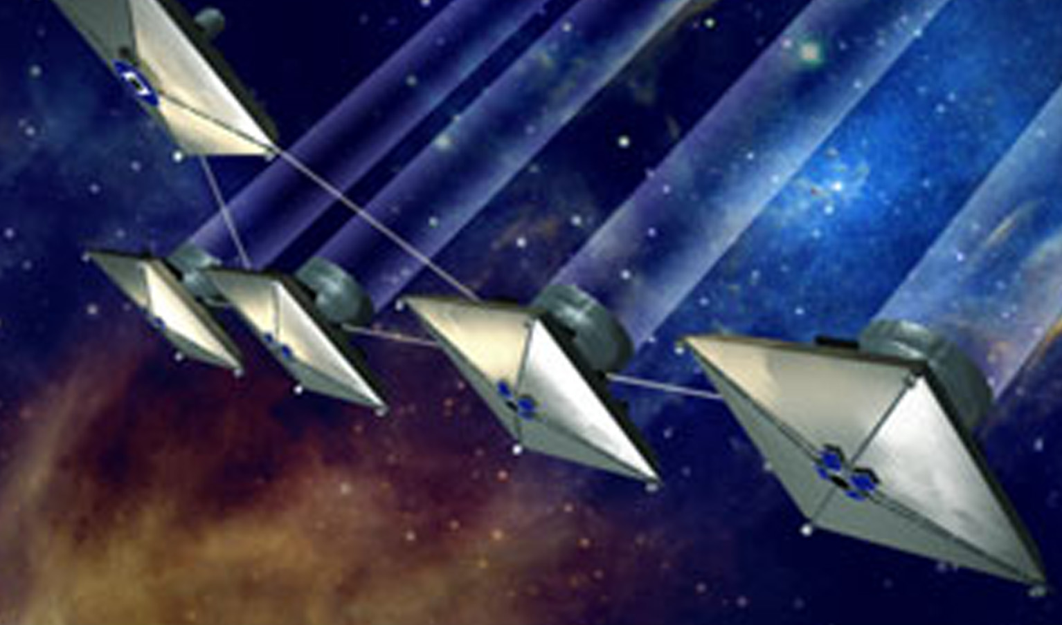 Image for Precision Formation Flying