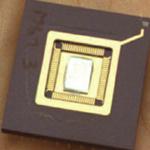 Photo of CMOS-APS sensor