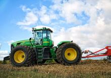 A JPL-partnership with John Deere led to self-driving tractors