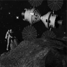 Image of Moving An Asteroid - A Panel Discussion