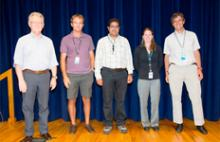 Image of 2012 Postdoc Poster Session Awards Ceremony