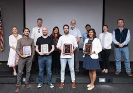 2019 Postdoc Research Day Winners