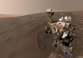 Five Years of Exploring Gale Crater with the Curiosity Mars Rover