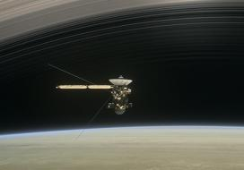 Going Out in a Blaze of Glory: Cassini Science Highlights and Grand Finale