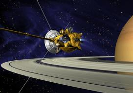 Image of Revealing Saturn: Cassini Science Highlights and the Grand Finale