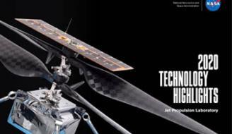 JPL Technology Highlights 2020 cover