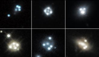 Several quasars